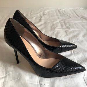 Zara Shoes - Zara Animal Print Heels